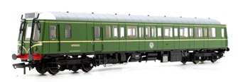Class 121 #W55020 BR Green with Whiskers