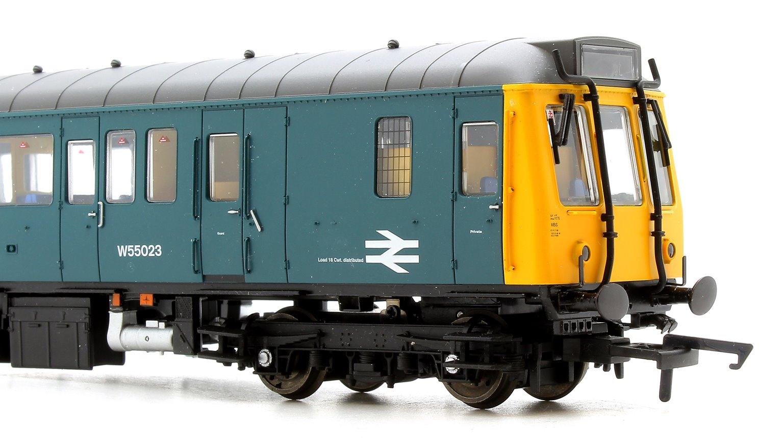 Class 121 #W55023 BR Blue