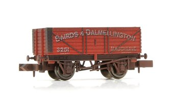 7 Plank Bairds & Dalmellington 3251 Weathered