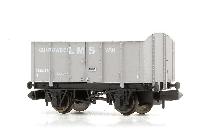Gunpowder Van LMS 299039