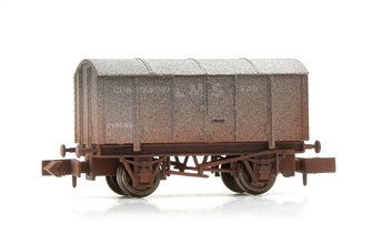 Gunpowder Van LMS 299039 Weathered