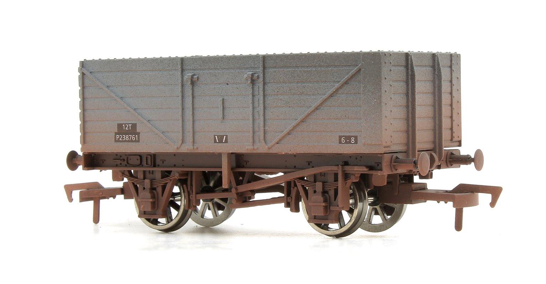 7 Plank Wagon BR 238761 Weathered