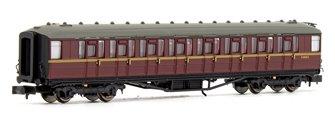 Gresley BR Maroon 2nd Class E12053E