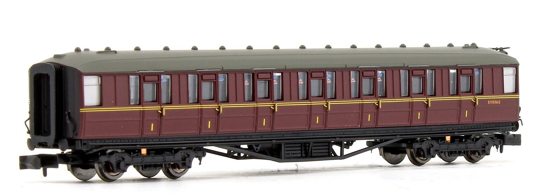Gresley BR Maroon 1st Class E11036E