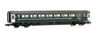 Mk3 GWR Green 1st Class Coach 41146
