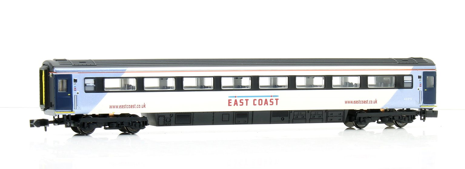 Mk3 East Coast 2nd Class Coach 42215
