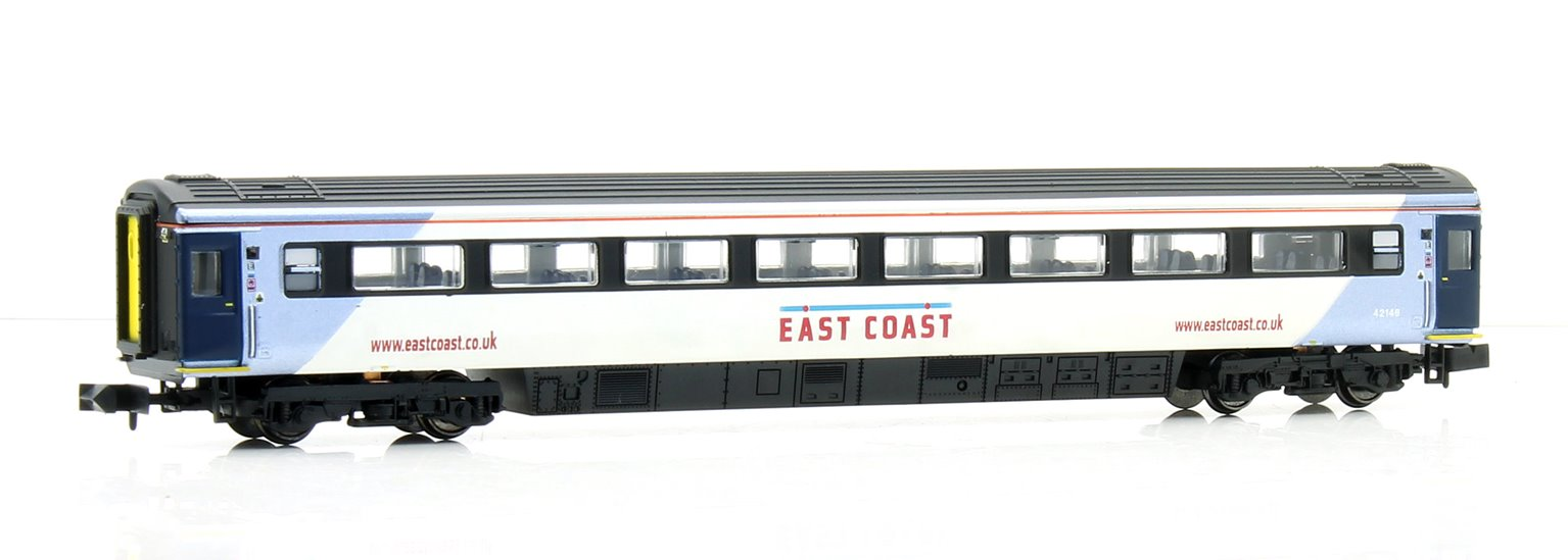 Mk3 East Coast 2nd Class Coach 42146