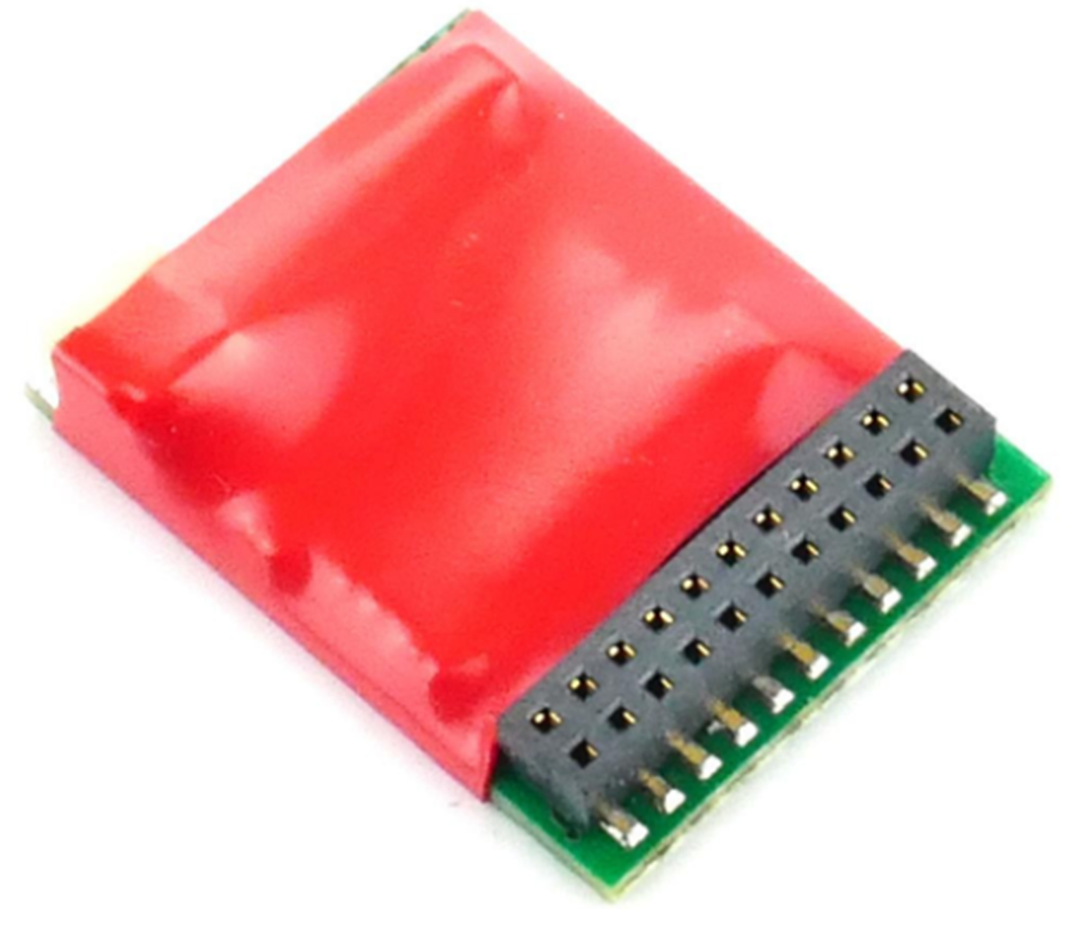 Ruby Series 2 Function Standard DCC Decoder 21 Pin