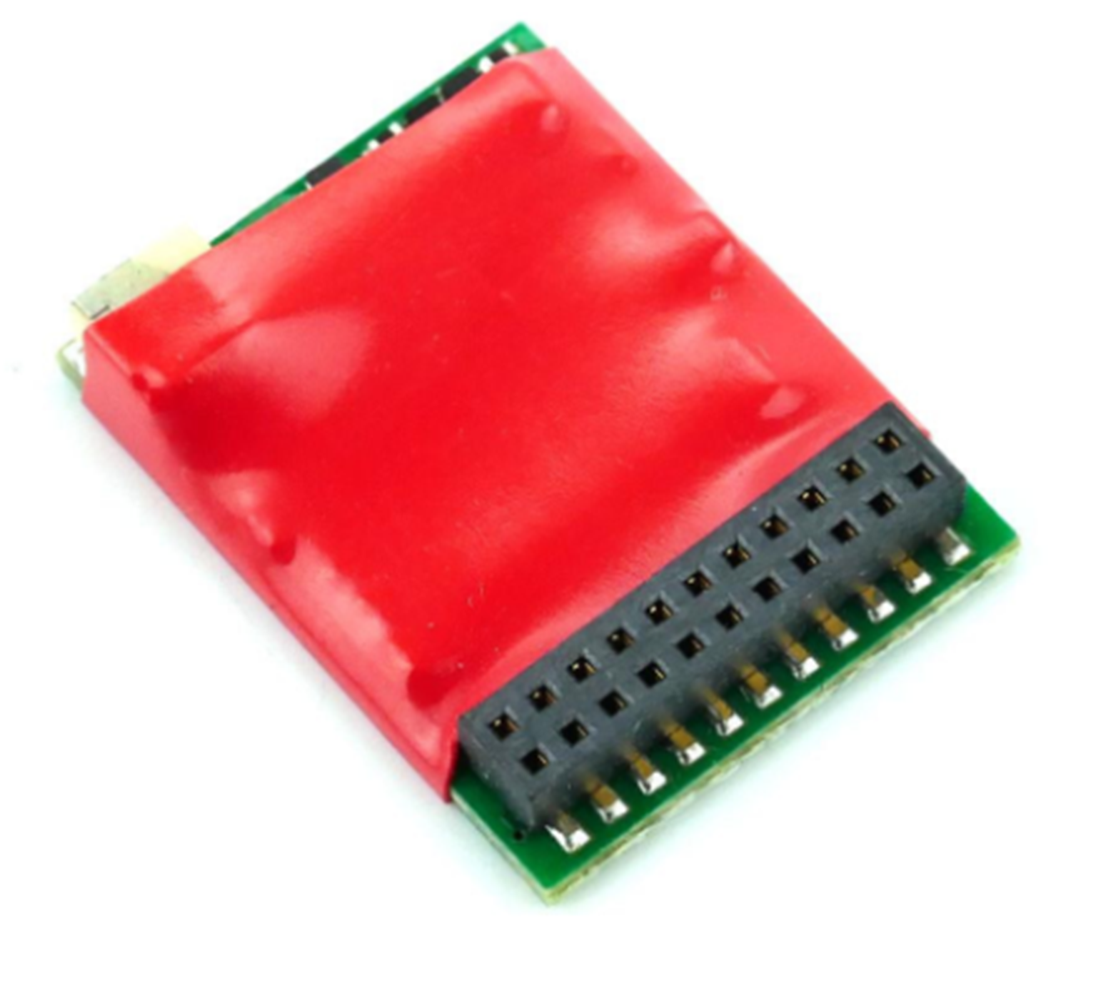 Ruby Series 6 Function Pro DCC Decoder 21 Pin