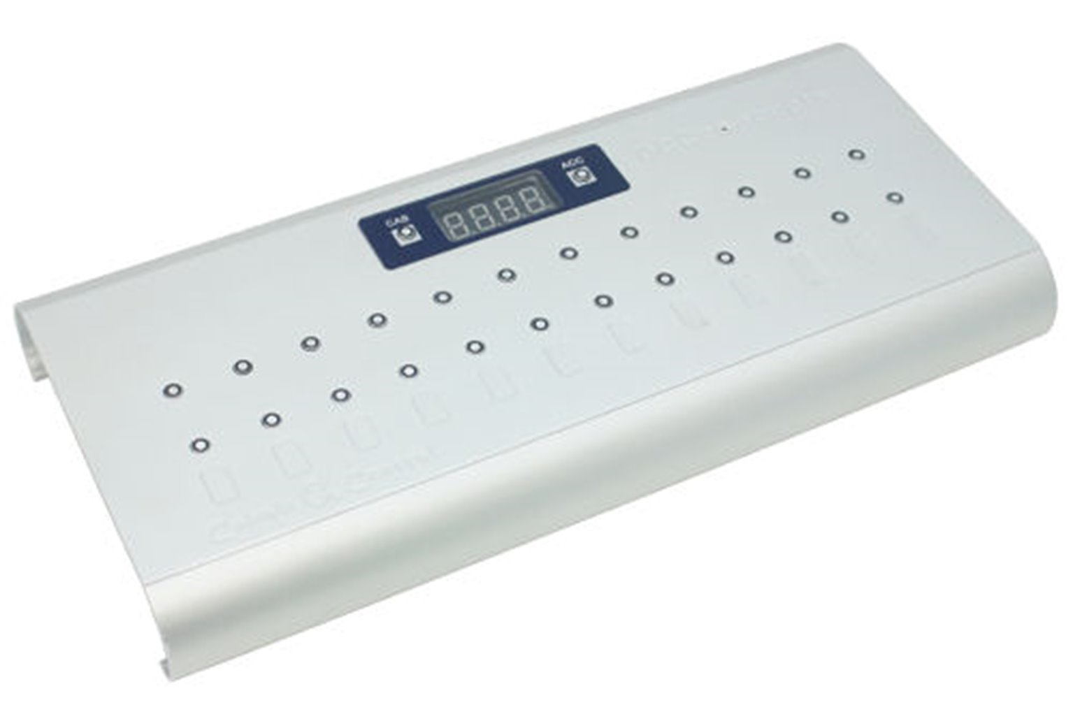 Cobalt Alpha Central Integrated 12 Way Digital Switch