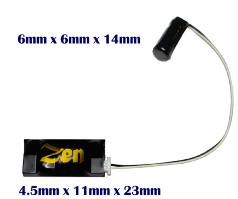 Zen 3-Wire Small Stay Alive for Zen Black & Blue+ Decoders