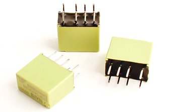 Relay DPDT  Standard Type  (3 Pack)