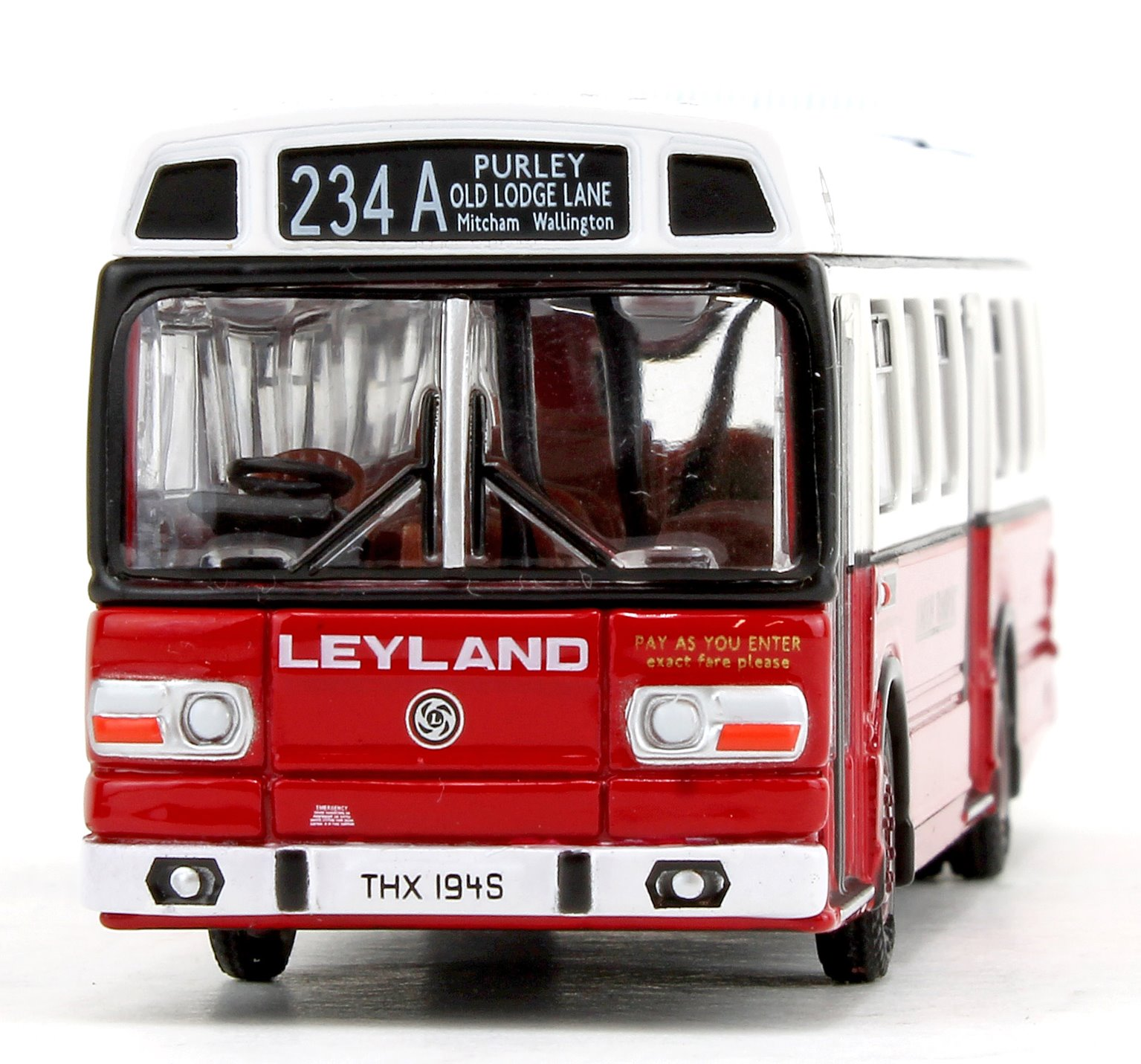 Leyland National Mk1 Short 2 Door London Transport LT Golden Jubilee