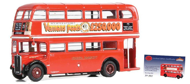 AEC RT London Transport Catford Gararge 75