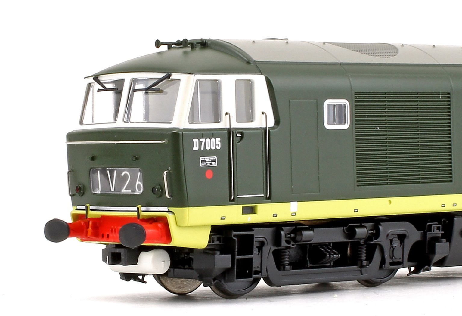 Class 35 Hymek D7005 BR Two-Tone Green Diesel Locomotive