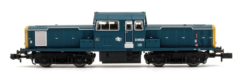 Class 17 D8523 BR Blue Diesel Locomotive