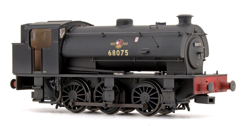 J94 Saddle Tank 68075 BR Black (Late Crest) Weathered Edition