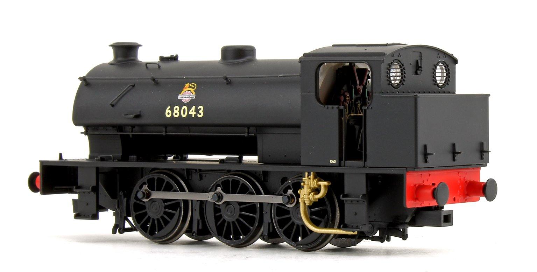 J94 Saddle Tank 68043 BR Black (Early Emblem)