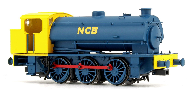 J94 Saddle Tank No. 19 NCB Blue & Yellow