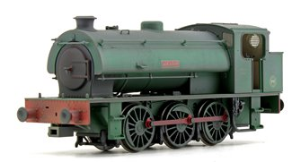 J94 Saddle Tank 'Amazon' National Coal Board Green (Weathered)