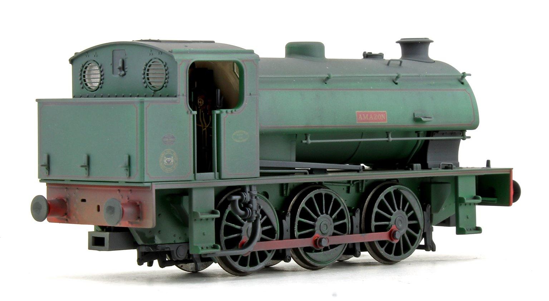 J94 Saddle Tank 'Amazon' National Coal Board Green (Weathered)