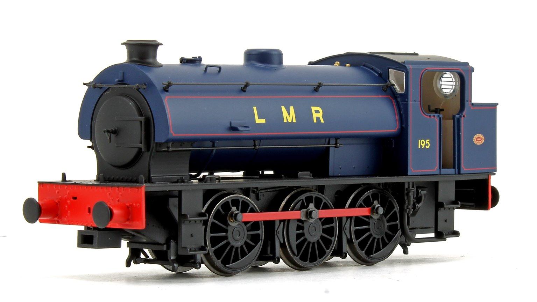 J94 Saddle Tank 195 Longmoor Military Railway Lined Blue