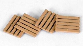 Wooden Pallets (4 per bag)