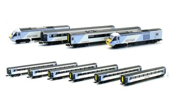 East Coast Class 43 Ten Car High Speed Train Pack