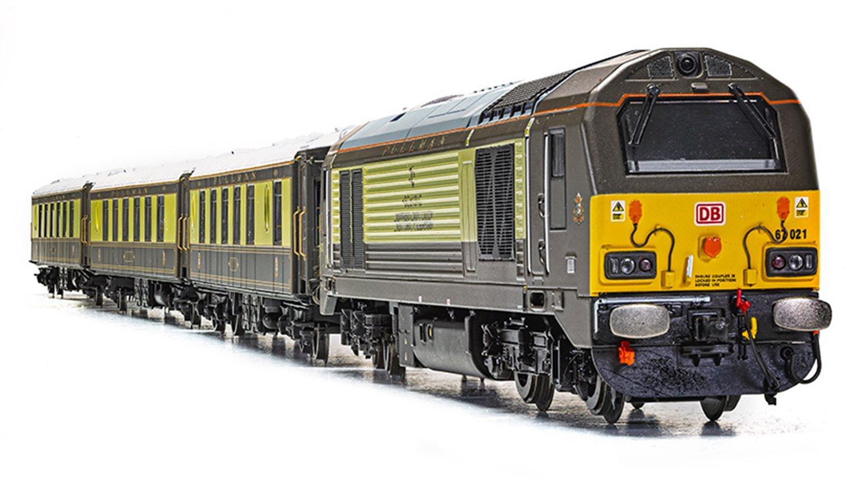 Belmond British Pullman Train Pack