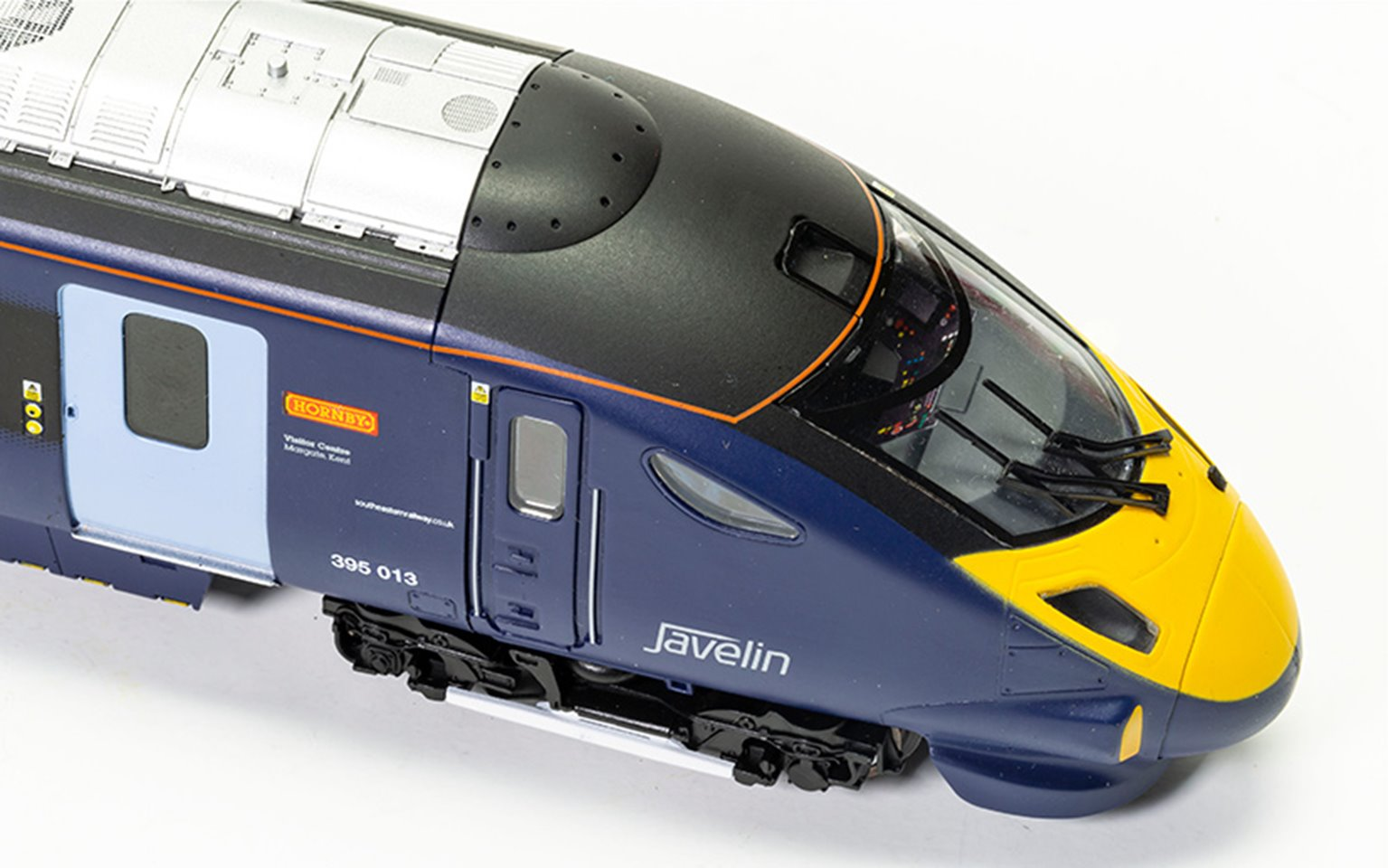 Southeastern Hitachi Class 395 'Hornby Visitor Centre' 4 Car High Speed Train Pack