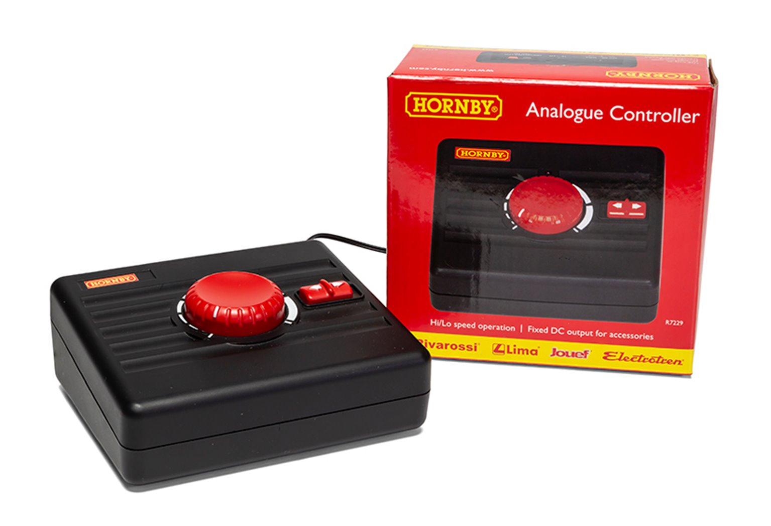 Analogue Train and Accessory Controller
