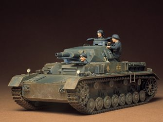 1:35 Military Miniature Series no.96 German Pz.Kpfw. IV Ausf.D