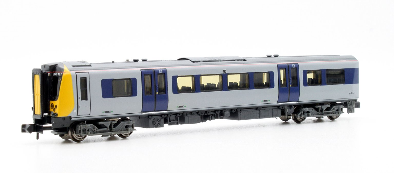 Class 350-1 Desiro 4 Car EMU 350 111 'Apollo' Silverlink (Unbranded)