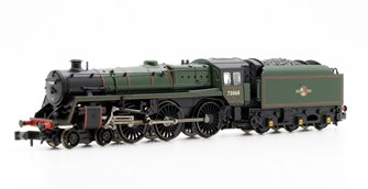 BR Standard Class 5MT 73068 BR Lined Green Late Crest BR1C Tender
