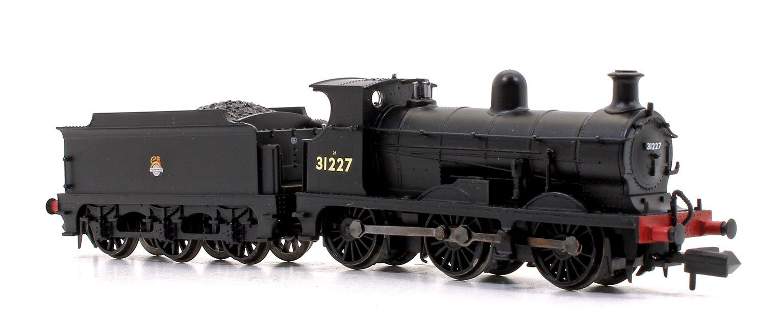 SE&CR C Class BR Black (Early Emblem) 0-6-0 Steam Locomotive No.31227