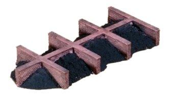 Brick Staithes, Coal