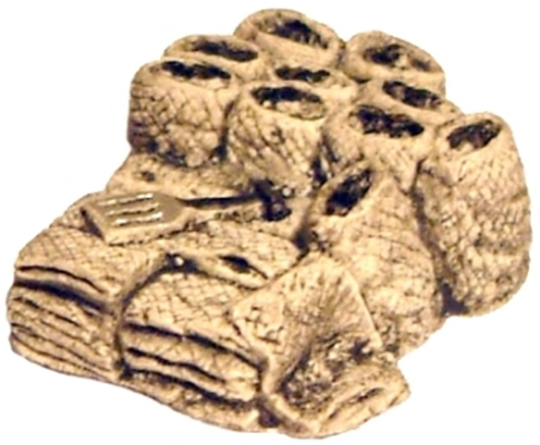 Coal Sacks, folded & filled, Shovel