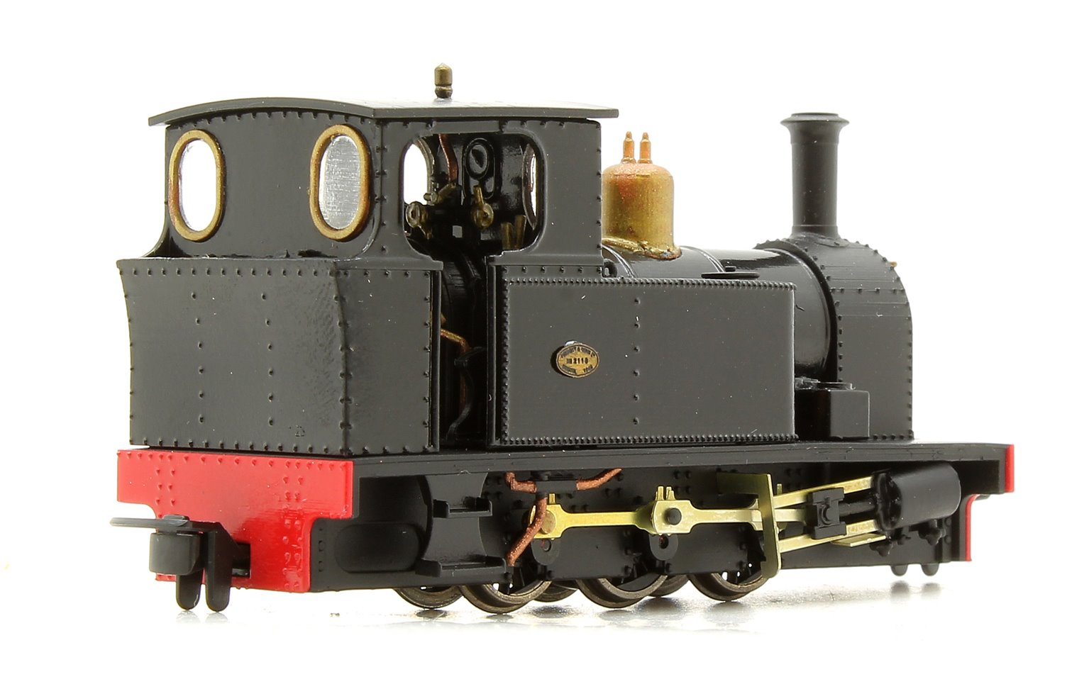 FOURDEES LIMITED OO9 SCALE - 41-118 - PECKETT AND SONS - FREELANCE 'ST GEORGE' BLACK