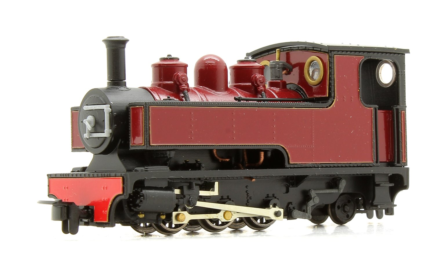 FOURDEES LIMITED OO9 SCALE - 41-222 - W.G BAGNALL 'MATARY CLASS' MAROON