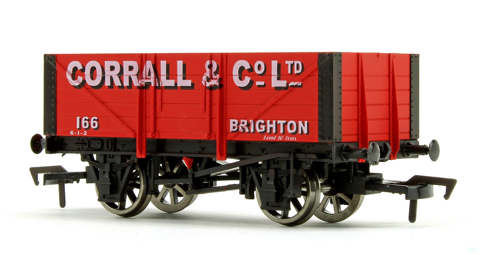 5 Plank Wagon Corrall & Co Ltd 166 Brighton
