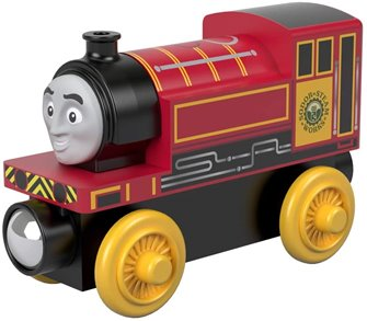 """Thomas & Friends Wood Victor """"Cranky at the Docks"""""""
