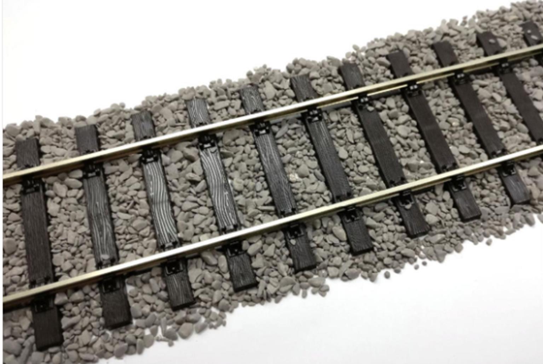 Grey Granite Ballast O Scale (500g)