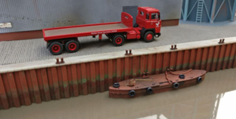 Fordhampton Dockside Walling Kit
