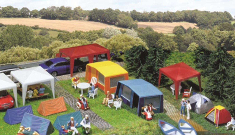 Fordhampton Campsite Kit