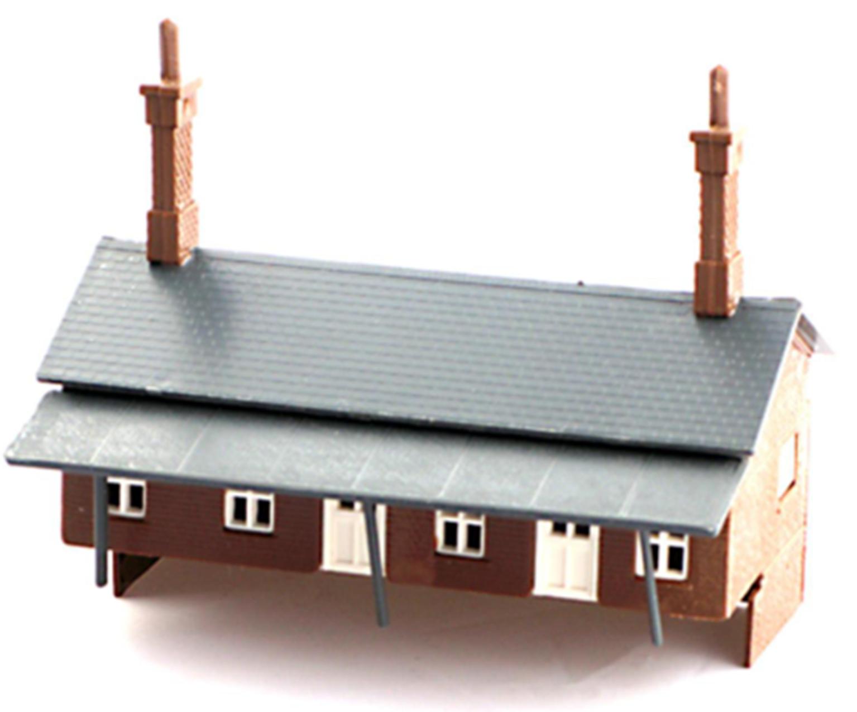 Station Buildings Kit