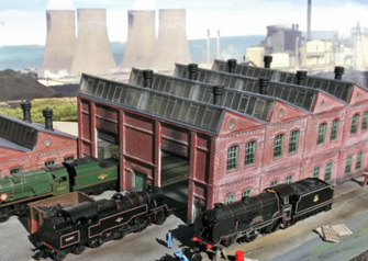 Locomotive Works Kit