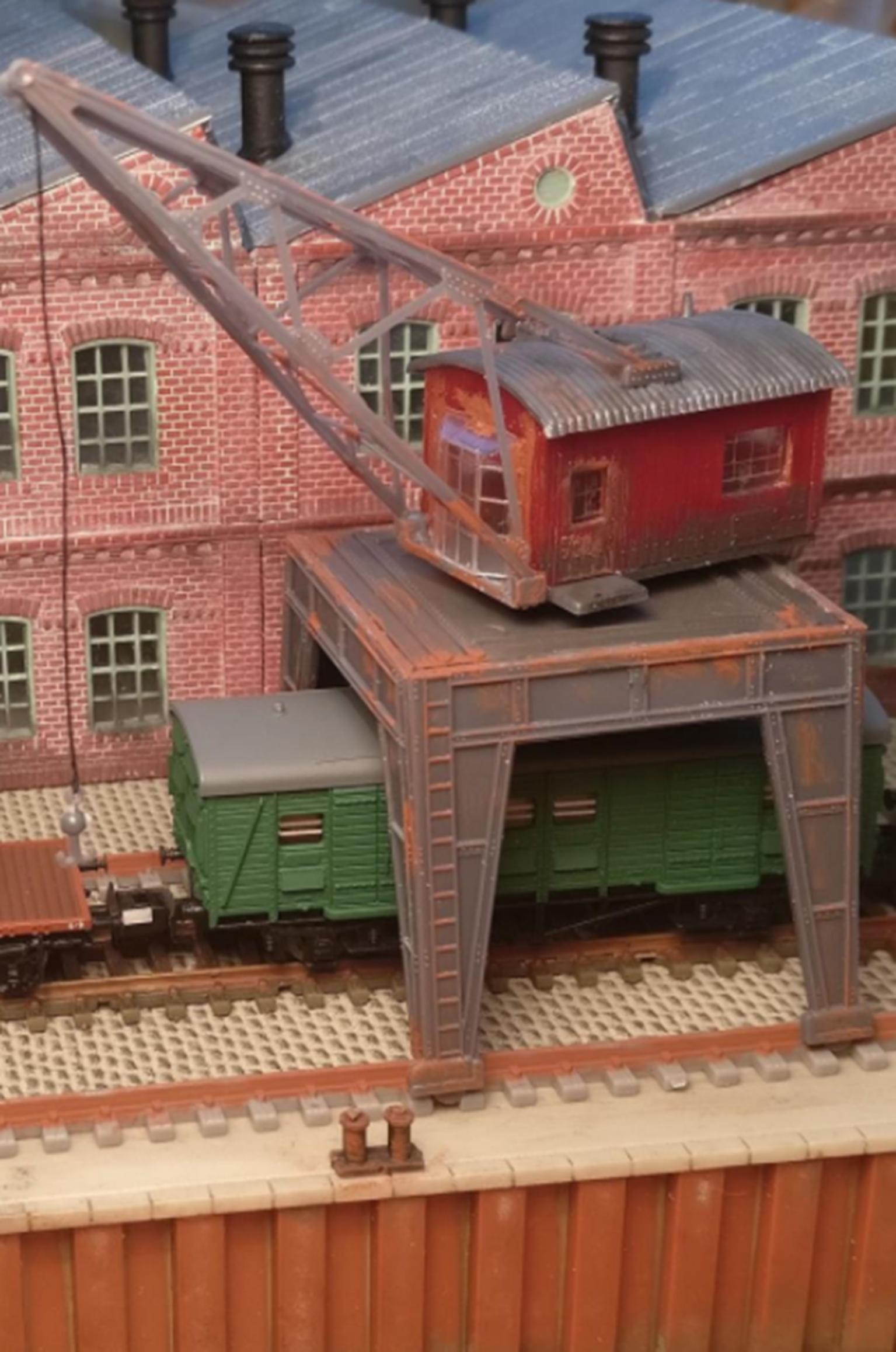 Loading Crane Kit