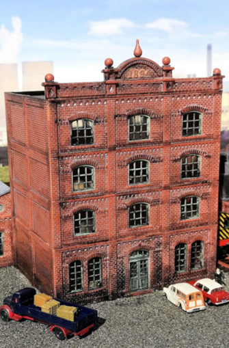 Brewery Main Building Kit