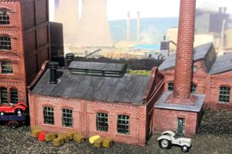 Brewery Boiler House Kit