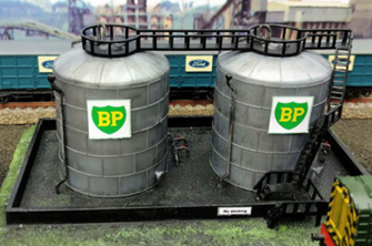 Oil Storage Tanks (2)